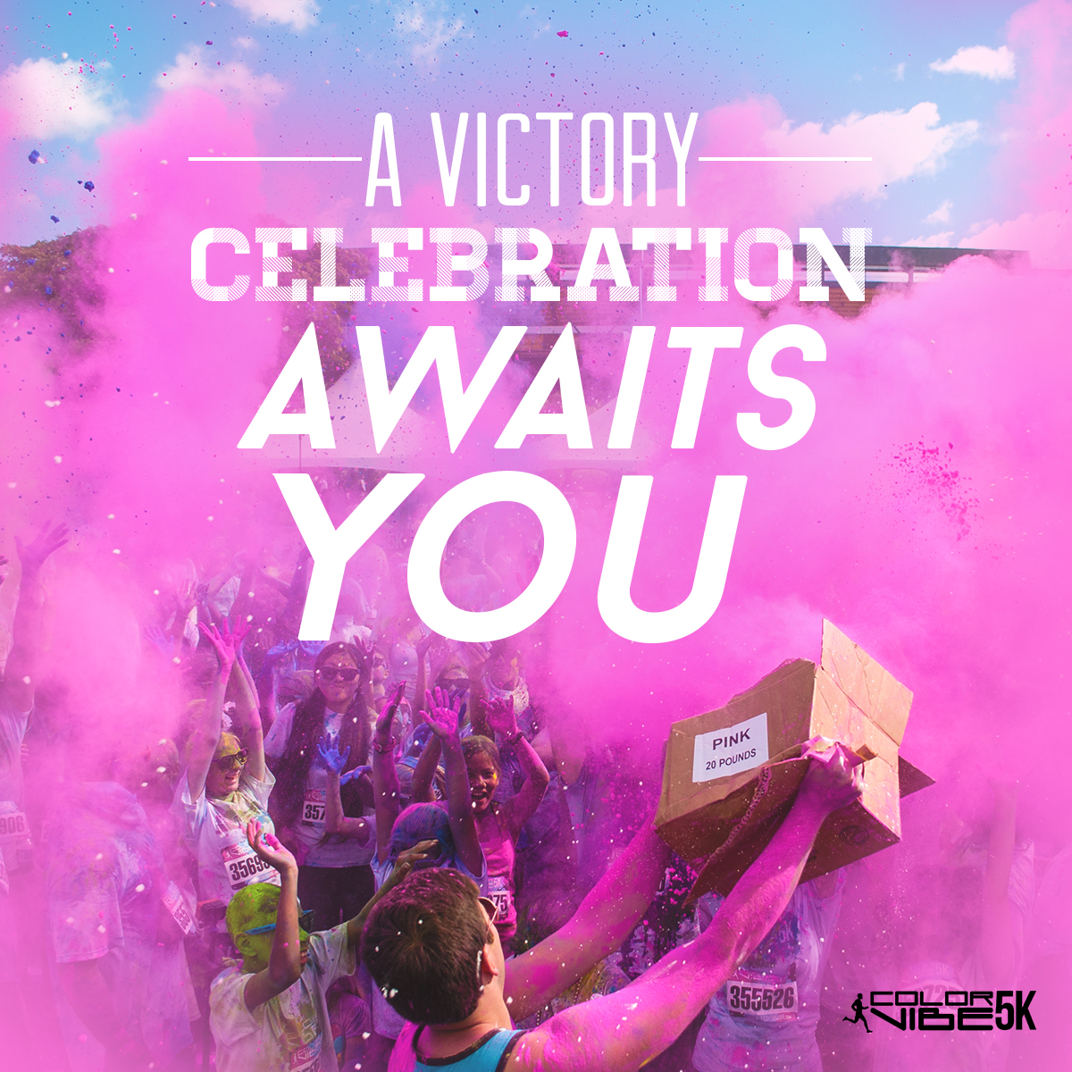 A Victory Celebration Awaits You